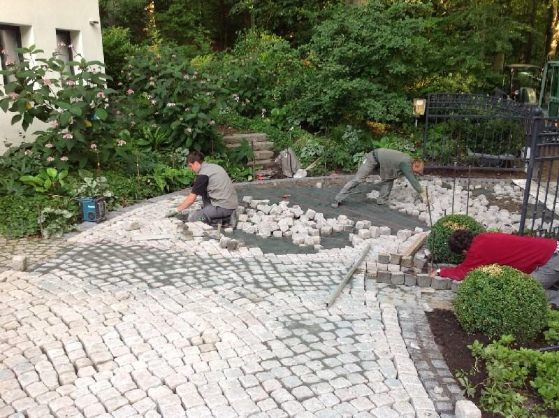 job garten und landschaftsbau in hamburg rahlstedt. Black Bedroom Furniture Sets. Home Design Ideas